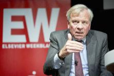 De Hoop Scheffer pareert Hoekstra: 'Kritiek op Trump niet meteen anti-Amerikaans'