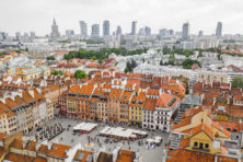 Polen bloeit en baalt