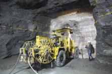 Deze route legt uranium af naar de centrale