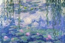 Monet en de tijdloze kracht van waterlelies