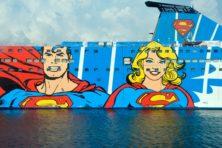 Alleen in mijn verbeelding ben ik Superman