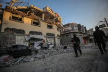 Raketten op Israël na dood kopstuk Islamitische Jihad