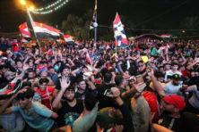 In het Midden-Oosten verricht Koning Voetbal wonderen