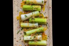 Eenvoudige eettentjes bepalen smaak Franse keuken