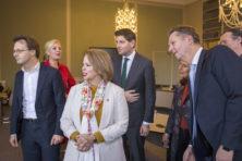 Politiek weekboek: pittige weken, het gaat schuren