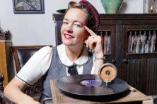 'Onze platenspeler stamt uit 1914 en is zeldzaam'