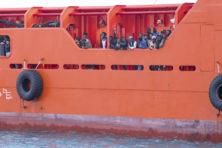 Salvini's gelijk: aantal bootmigranten verdubbeld