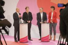 Gaat regeringspartij SPD rechtdoor of linksaf?