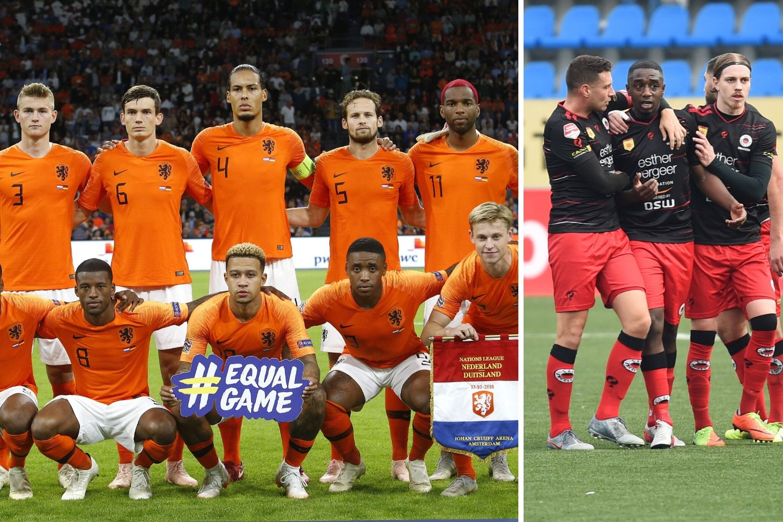 Hugo Camps Racistische randdebielen juichen op EK weer voor veelkleurig Oranje - Elsevier Weekblad