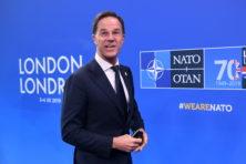Lof van premier Rutte voor de NAVO is gratuit