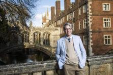 George van Kooten, 'opvolger' van Erasmus: 'Ik zit in het oog van de orkaan'