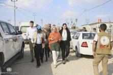 Op pad met VN-gezant Hennis: '70 burgerdoden had ik heus wel onthouden'