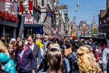 Amsterdam is een vieze stad met praatjes