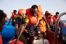 'Nederland moet geen drenkelingen gaan oppikken bij Libië'