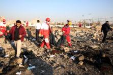 Oekraïens vliegtuig crasht in Iran, oorzaak onduidelijk