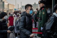Coronavirus verspreidt zich: vrees voor Chinees Nieuwjaar