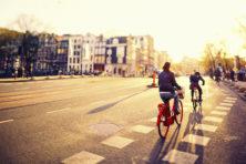 Fiets is ideale anderhalvemeter-mobiliteit en biedt garanties voor de toekomst