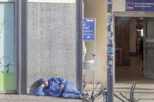 Poolse daklozen duiken overal op in Duitse hoofdstad