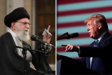 Trump: na Iraanse raketaanvallen geen nieuwe militaire actie