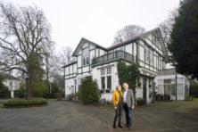 Villa met Engelse landschapstuin