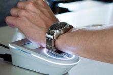 Betalen met horloge steeds populairder