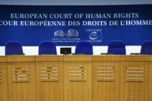 Rechters Mensenrechtenhof hebben banden met ngo's
