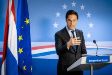 Het zou fijn zijn als Rutte zijn rug recht houdt bij EU-begrotingstop