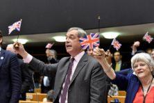 Jaloers op de nationale trots van de Britten
