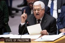 De wereld zal weinig merken van Palestijnse 'diplomatieke intifada'