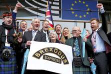 Rechts wint door Brexit zetels in EP
