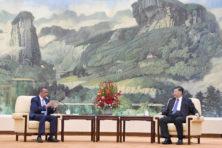Zelfs president Xi is niet immuun