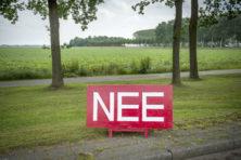 Anti-wind-activisten in Drentse Veenkoloniën hebben onderhand weleens een succesje verdiend
