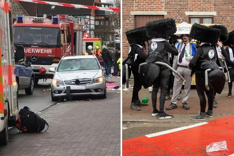 Carnaval ontsierd door incidenten en (vermeend) racisme