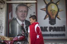 Het grenzeloze opportunisme van Erdogan