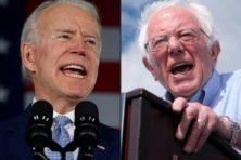 Wint Sanders of Biden op Super Tuesday?