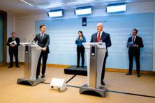 Warrige presentatie van kabinet dat de regie dreigt te verliezen