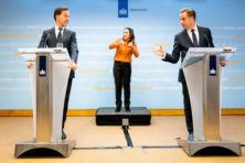 Rutte: 'Totale lockdown past niet bij volwassen land'