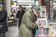 Marché aux puces: moeder aller markten