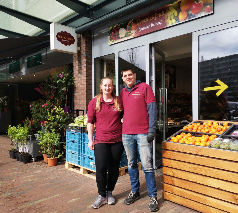 Groente en fruitjuwelier De Hoef