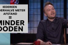 Laten we elkaar geen pandemietje noemen: humor in crisistijd