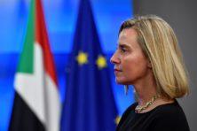 Nee, Mogherini: mondialisering is niet de oplossing, maar juist oorzaak pandemie