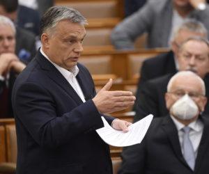 Premier Viktor Orbán van Hongarije