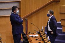 Europees Parlement koopt 80.000 mondkapjes en maakt dragen verplicht
