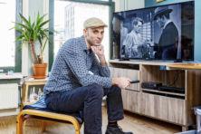 'Film is echt mijn verslaving'