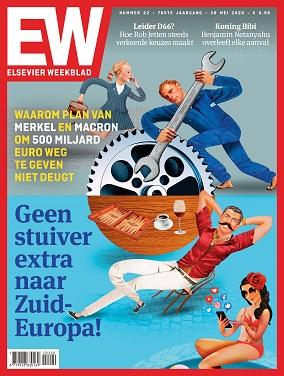 Geen stuiver extra naar Zuid-Europa - Elsevier Weekblad