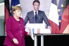 Herstelplan Macron en Merkel: niets is wat het lijkt