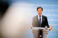 Rutte wil dat kinderen inbreng leveren in crisis