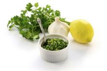 De verkwikkende combinatie van citrus en groene kruiden