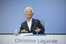 ECB-baas Lagarde gegijzeld door zombies