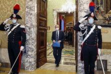 President Italiaanse Centrale Bank: Italië is rijk en moet zelf hervormen